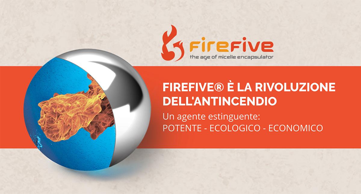 Benvenuto in FireFive